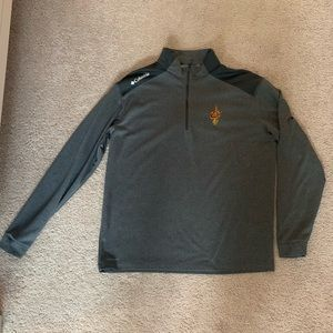 Cleveland cavaliers Columbia pullover size L